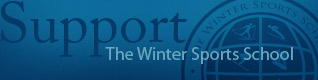 support The Winter Sports School